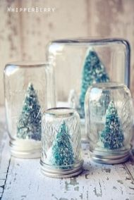 Creative Fake Snow Ideas For Chirstmas Decorations 77