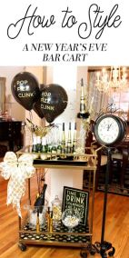 Cheap New Year Eve Decorations Ideas 22