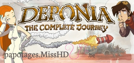 Deponia: The Complete Journey.