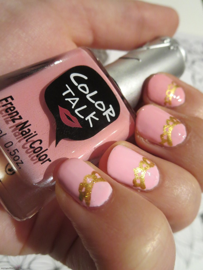 Secret Recipe de Frenz Nail.