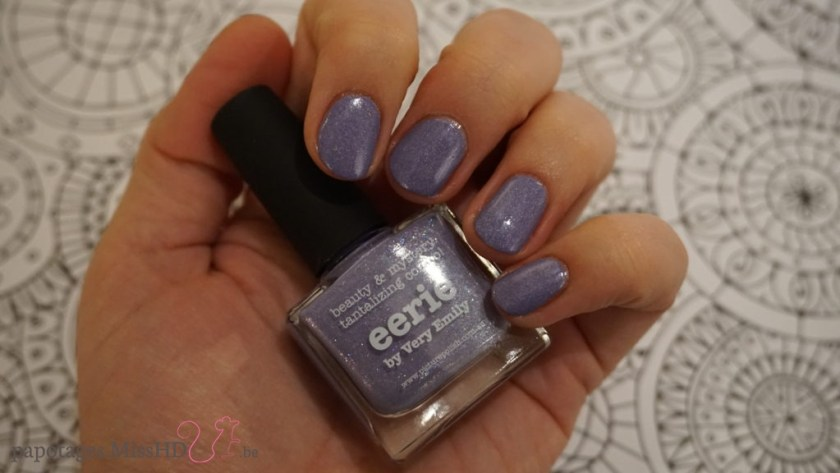 Eerie by Very Emily depiCture pOlish.
