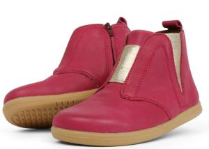 iWalk (No: 23-26) Signet Boot Dark Pink