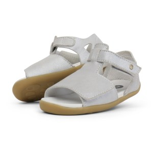 Step up (Νο 18-22) Mirror Sandal Silver Shimmer