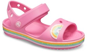 Crocs Crocband Imagination Sandal 206145-669 Pink Ροζ