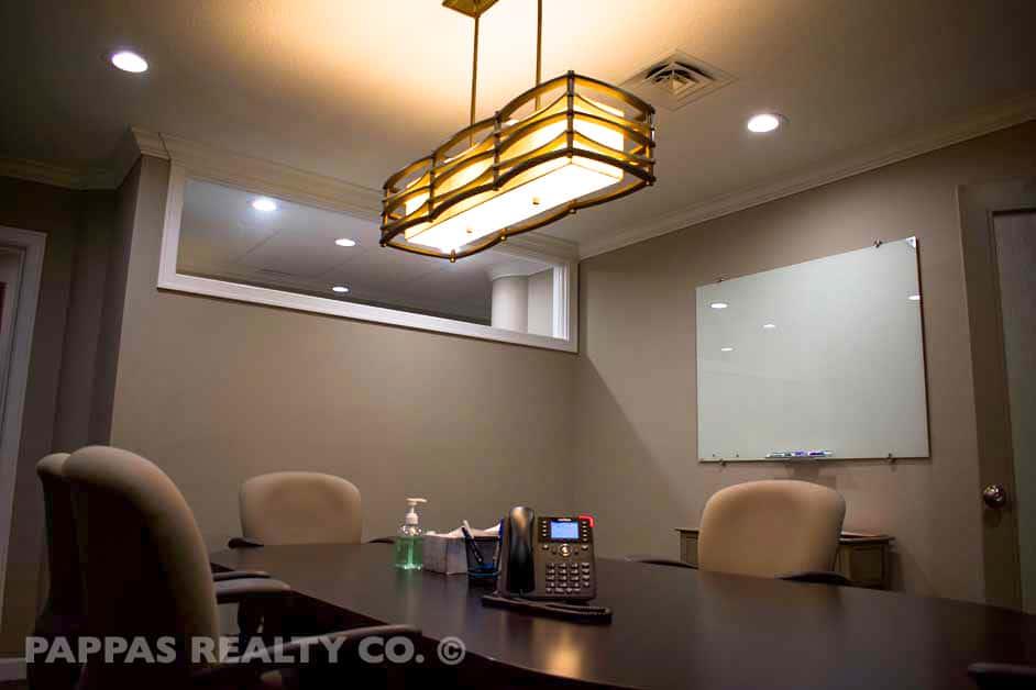 Impressive Conference Room - 2725 Abington Ct. Suite #200 - Pappas Realty Co.