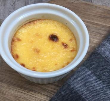 Crème brûlée. Naturlig glutenfritt