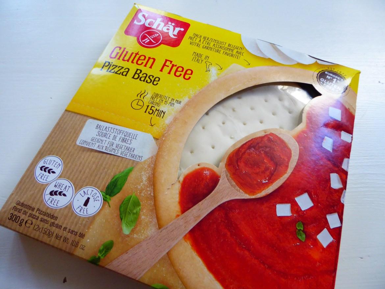 Glutenfri pizzabunn