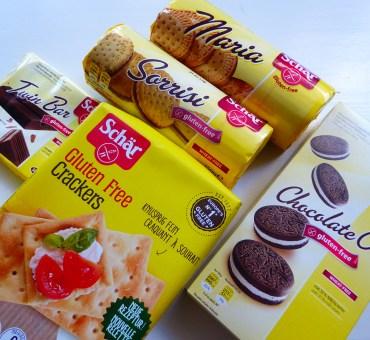 Vi har testet glutenfrie produkter fra Schär