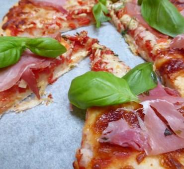 Gluten/ og laktosefri pizza fra Fria glutenfritt