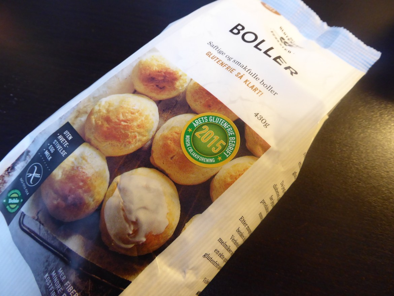 Bollemiks fra Det glutenfrie verksted