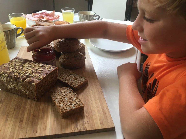 glutenfritt grovbrød fra Brødboksen og Baker Hansen
