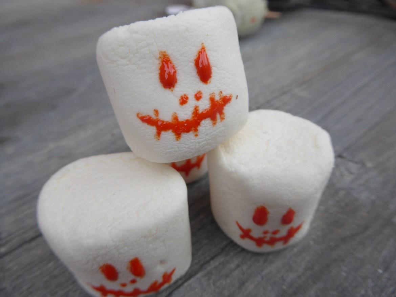 Marshmallows spøkelser...