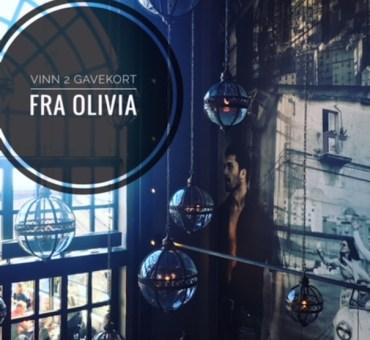 Vil du vinne gavekort fra Olivia restauranter?