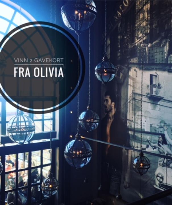 Vinn gavekort fra Olivia