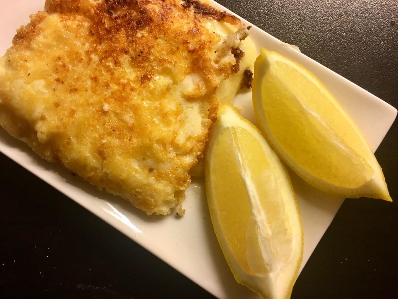 Saganaki. Frityrstekt ost. Glutenfri selvfølgelig