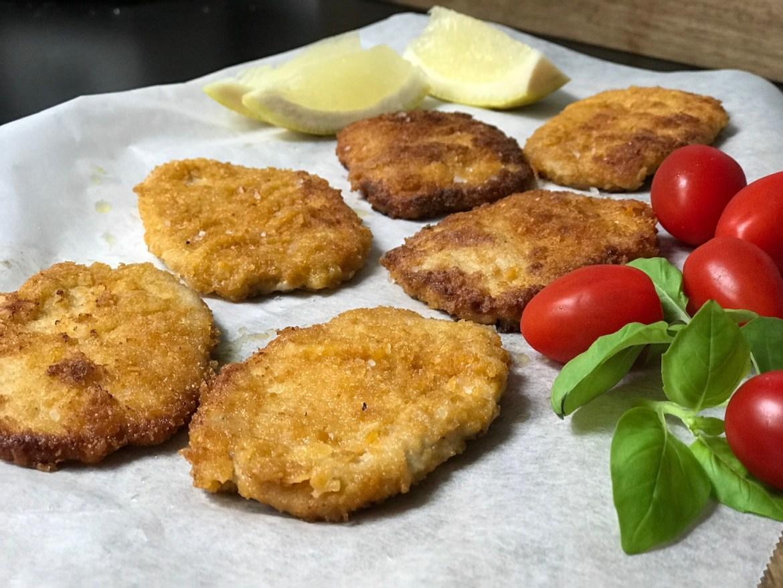 Glutenfri schnitzel