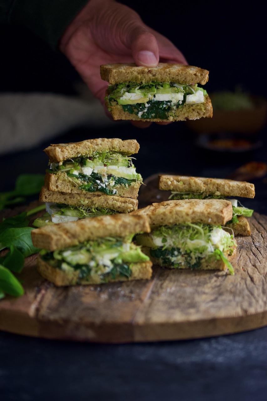 Grønn lunsj med Fria