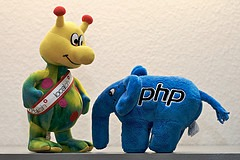 Localino meets elePHPant