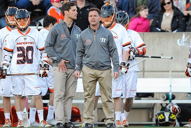 Episcopal Academy hires former Princeton coach Chris Bates to coach boys lacrosse