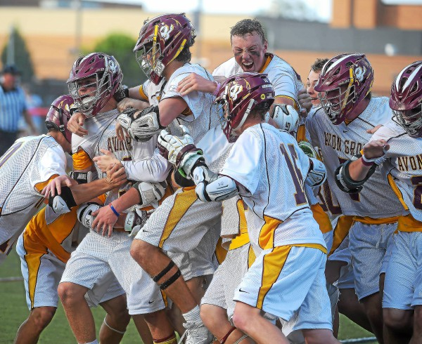 Avon Grove wins first-ever boys' lacrosse state title, nipping Conestoga in double OT
