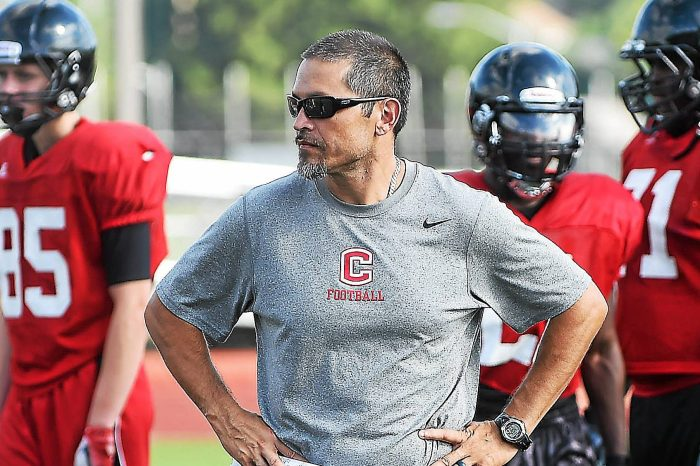 DLN ALL-AREA: Coatesville's Ortega easy choice for Coach of the Year