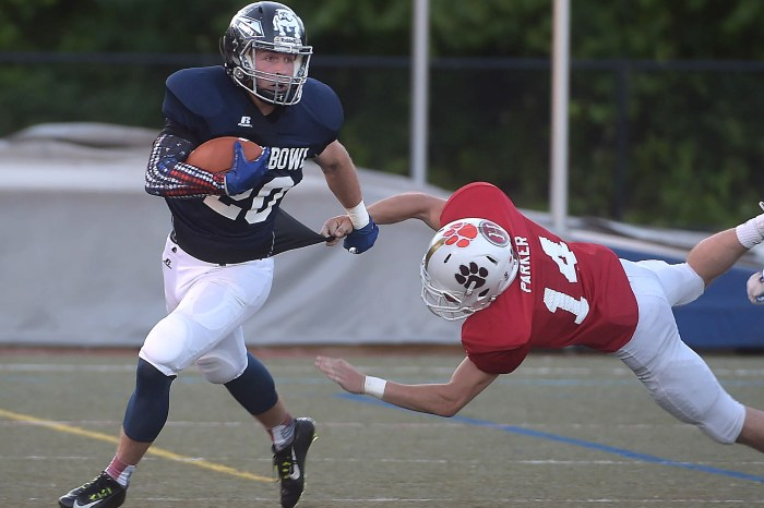 Hero Bowl: Ngaima, Del Val 'teammates' leave West stars in dust in
