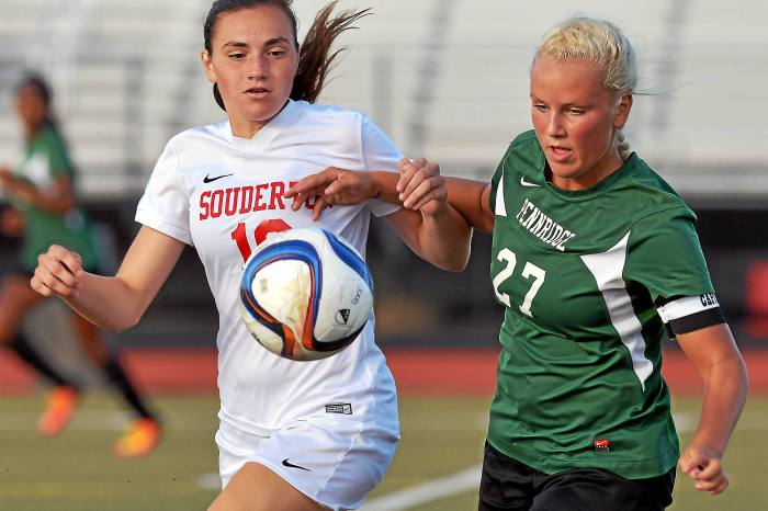 Quick strikes lift Pennridge over Souderton