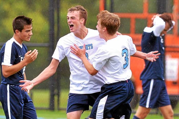 North Penn finally solves CB East riddle