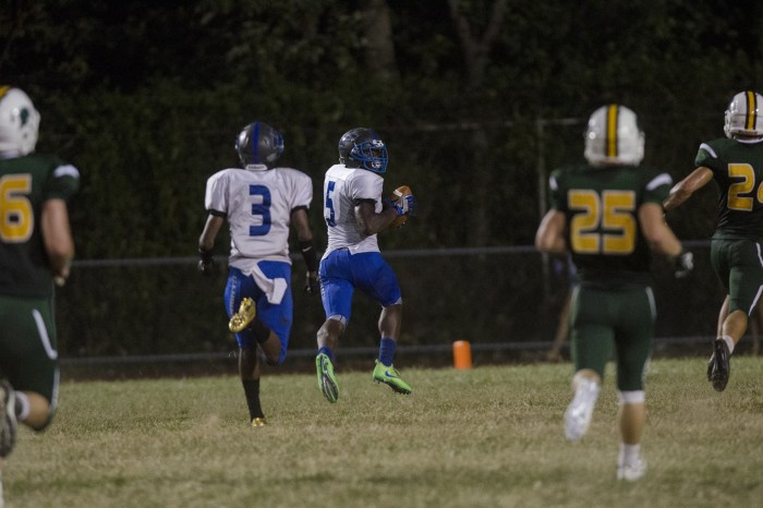 Pick-up game gives Academy Park's D a boost