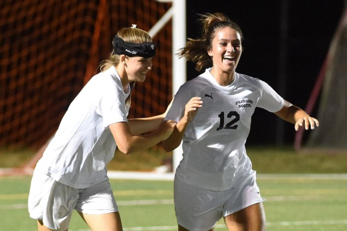 Girls Soccer Super 7, Sept. 26