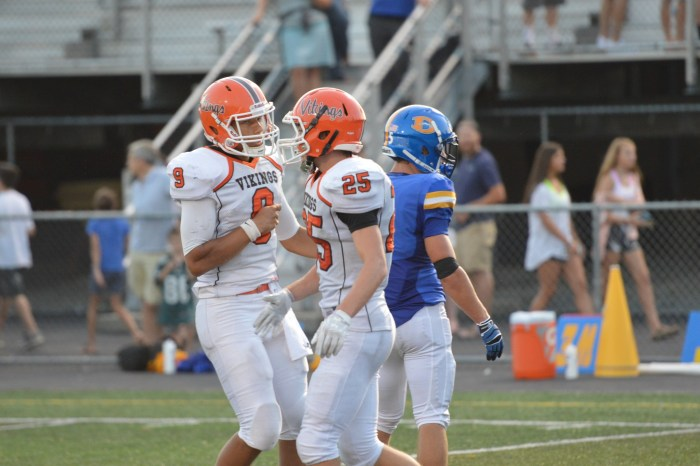 Perk Valley's Sturm, Jaworski eclipse all-time career records