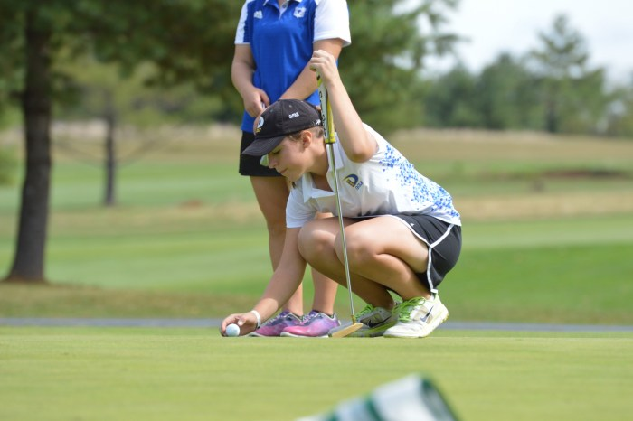 Downingtown East's McCook putts her way to PAC Individual Championship