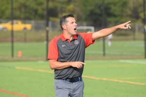 Germantown Academy coach Brendan Sullivan. (Austin Hertzog - Digital First Media)
