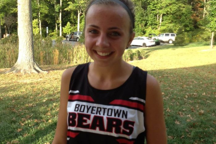 Kasitz wins again; Conway finishes with sub-17