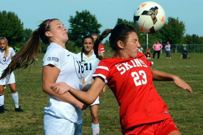 Council Rock South tie setback for Neshaminy girls soccer (PHOTO GALLERY)