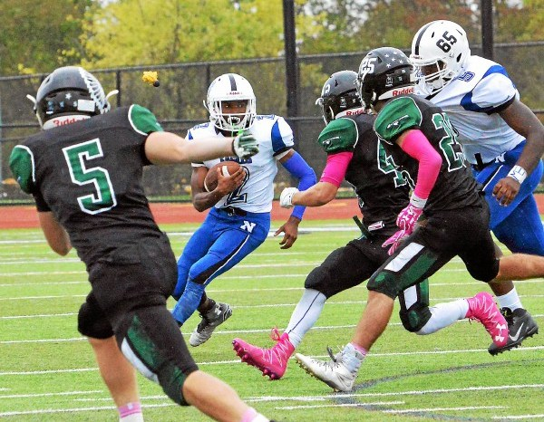 Methacton edges Norristown for first win of season