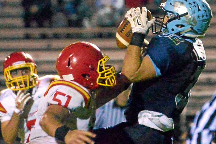North Penn rolls past Haverford in District 1-6A opening-round win