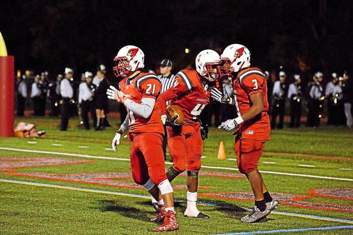 Upper Dublin turns turnovers into touchdowns against Strath Haven