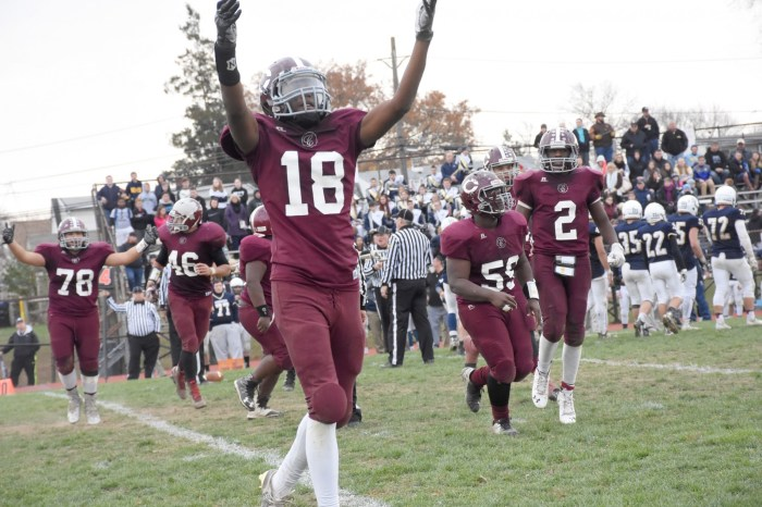 Chichester's Smith makes the most of his lone catch
