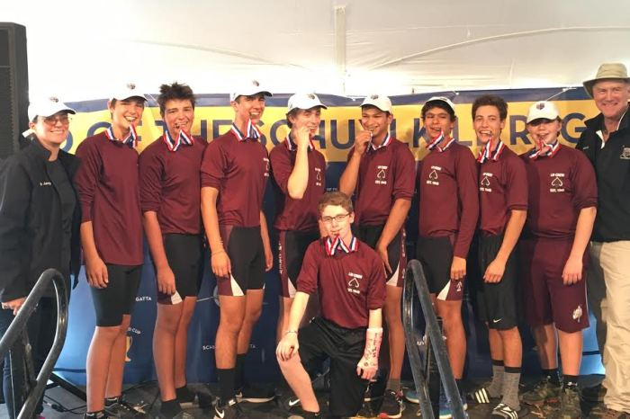 Lower Merion Crew Team makes waves during fall season