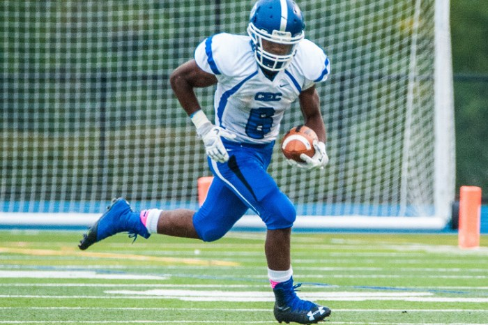 Kyree Bronson's return, 6 TDs spark Conwell-Egan's first ever state playoff win