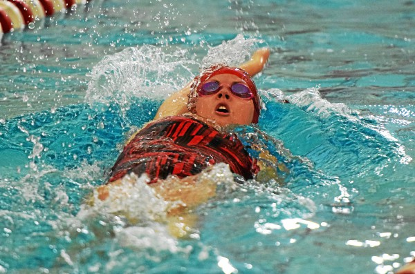 2016-2017 All-PAC Girls Swimming Teams