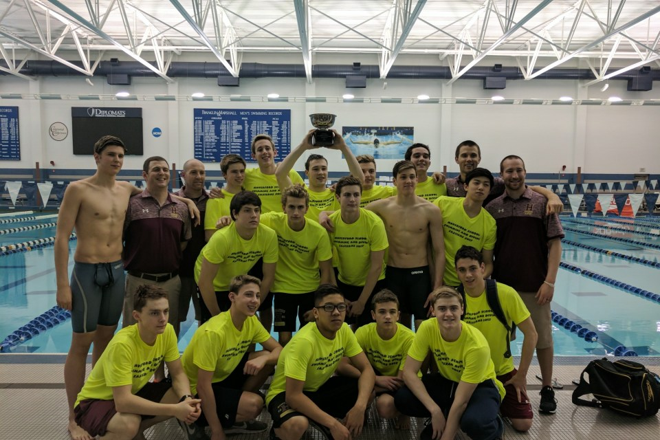 Boratto's meet record gives Haverford School something to build on