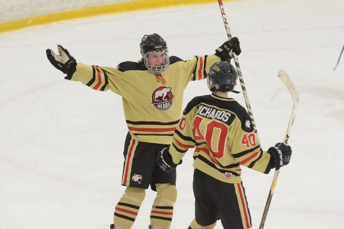 Boyertown beats Perk Valley to set up title rematch with Spring-Ford in Pioneer ICSHL playoffs