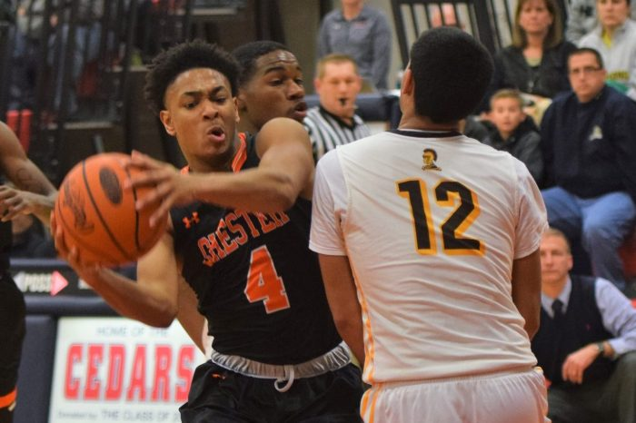Chester bows out of states in double-OT heartbreaker