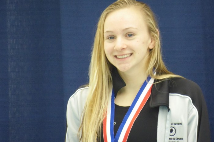 Strath Haven's Martin gets tough, gets a medal in states bow
