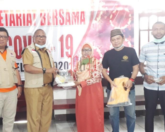 PD Aisyiyah Sorsel serahkan APD buat Satgas Covid-19