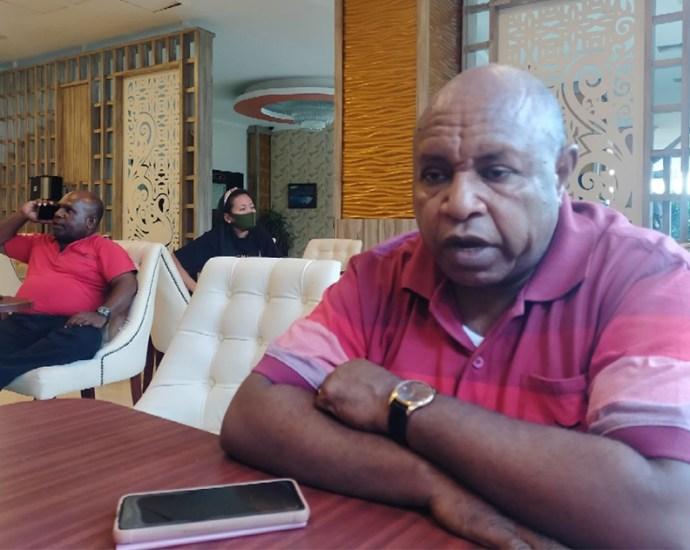 Ketua Umum Panitia Nasional GMKI ke XXXVII tahun 2020 Abner R. Jitmau,S.Sos.,MM