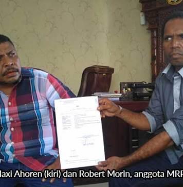 MRP PB Bakal Bentuk Tim, Telusuri Fakta Penembakan di Sorong