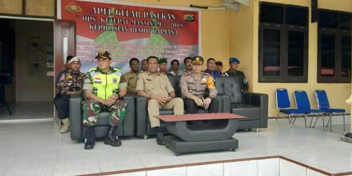 Operasi Ketupat 2018 Polres Kaimana Papua Barat